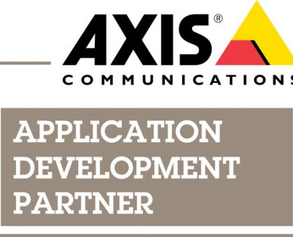 AXIS Camera Application Platform Integration