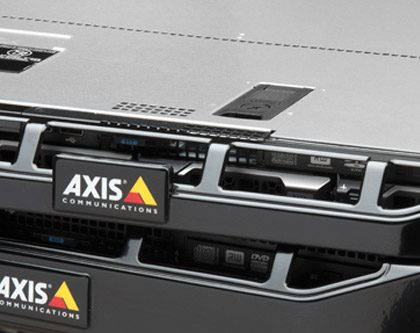 AXIS Camera Station Recorders 2017