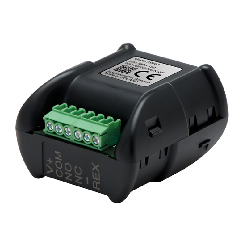 Axis A9801 Security Relay Camcentral Systems Inc