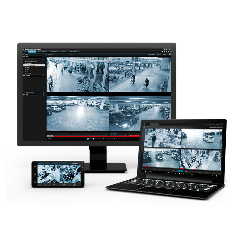 Milestone XProtect® Video Management Software