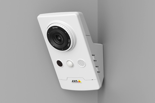 The Latest AXIS Digital Video Cameras