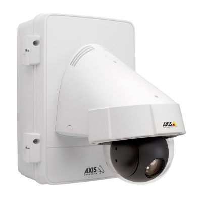 AXIS T98A19-VE Surveillance Cabinet