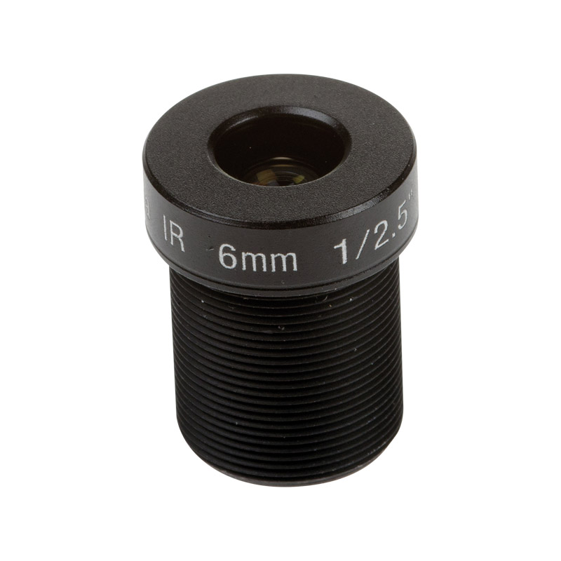 AXIS ACC Lens M12 6 MM F1.6 10 PCS
