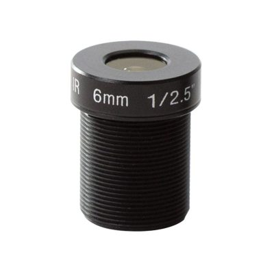 AXIS Lens M12 6 MM 5 PCS