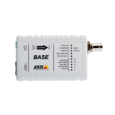 AXIS T8640 PoE+ Over Coax Adapter Kit