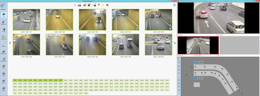 Citylog Traffic Video Analytics Application