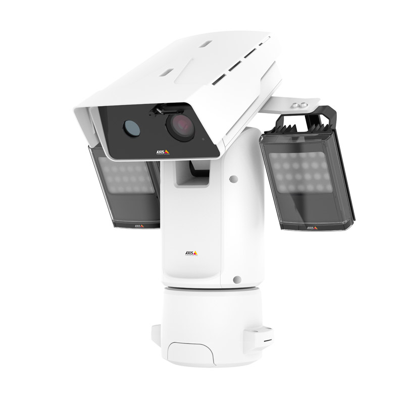 AXIS Q8742-LE PTZ Thermal Network Camera