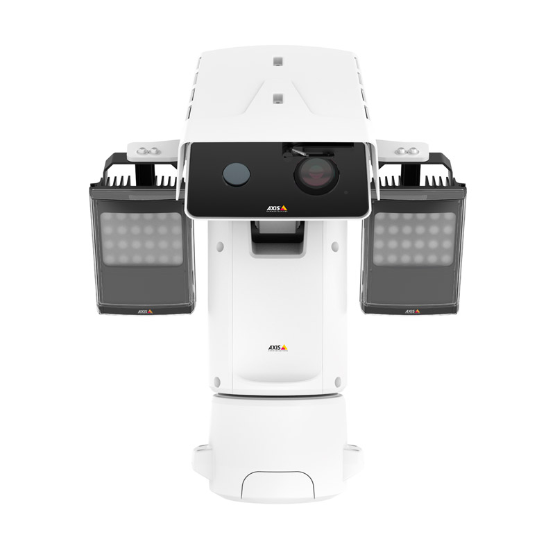 Axis Q8742 Le Bispectral Ptz Network Camera 30 Fps