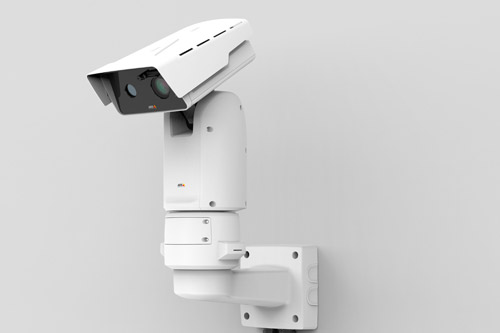 AXIS Bispectral PTZ Positioning Cameras
