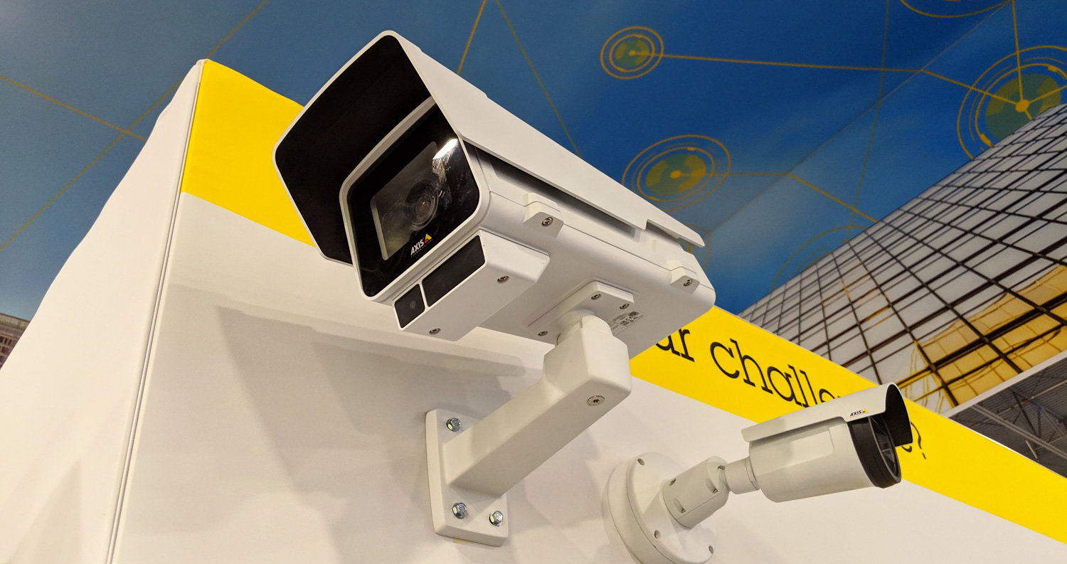 AXIS New Video Surveillance Products