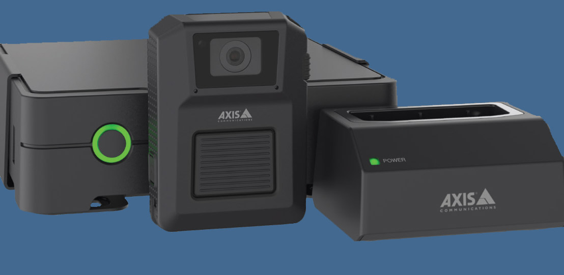 New AXIS Body Worn Camera System