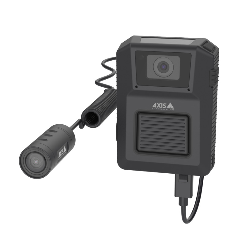 AXIS W100 Body Worn Camera