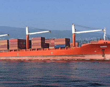 Cargo Ship Video Surveillance Systems
